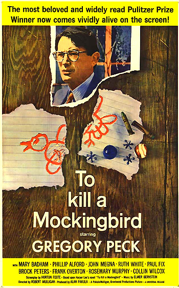 who wrote the classic novel to kill a mockingbird