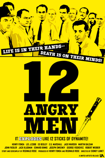 12 angry men jury characters 2010-06-03  in twelve angry men, what is the order that the jurors changed their votes like juror 8 was the first, juror 9 was the second, and i don't know after that can somebody please help can somebody please help.