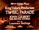The Big Parade (1925)