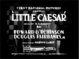 Little Caesar (1930)