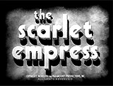 The Scarlet Empress (1934)