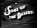 Sons of the Desert (1933)
